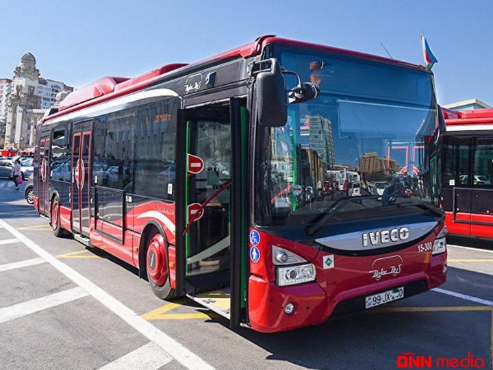 Avtobus sürücüsü iş yoldaşını vurub öldürdü
