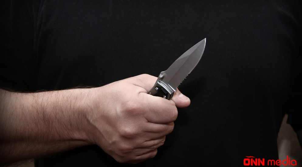 Tovuzda 30 yaşlı qadın bıçaqlandı