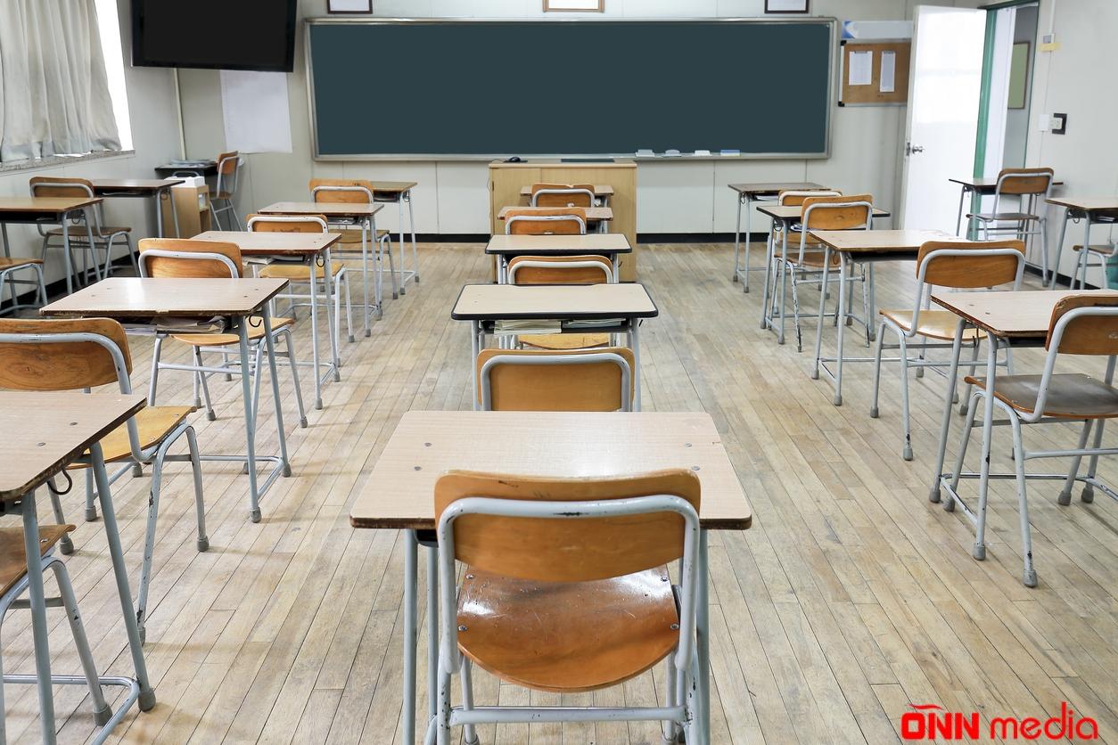Bakıda daha bir məktəbin fəaliyyəti dayandırıldı
