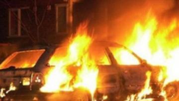 """Bakıda """"Hyundai"""" yandı"""