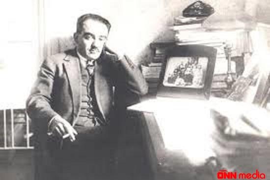 Bu gün Yusif Vəzir Çəmənzəminlinin doğulduğu gündür