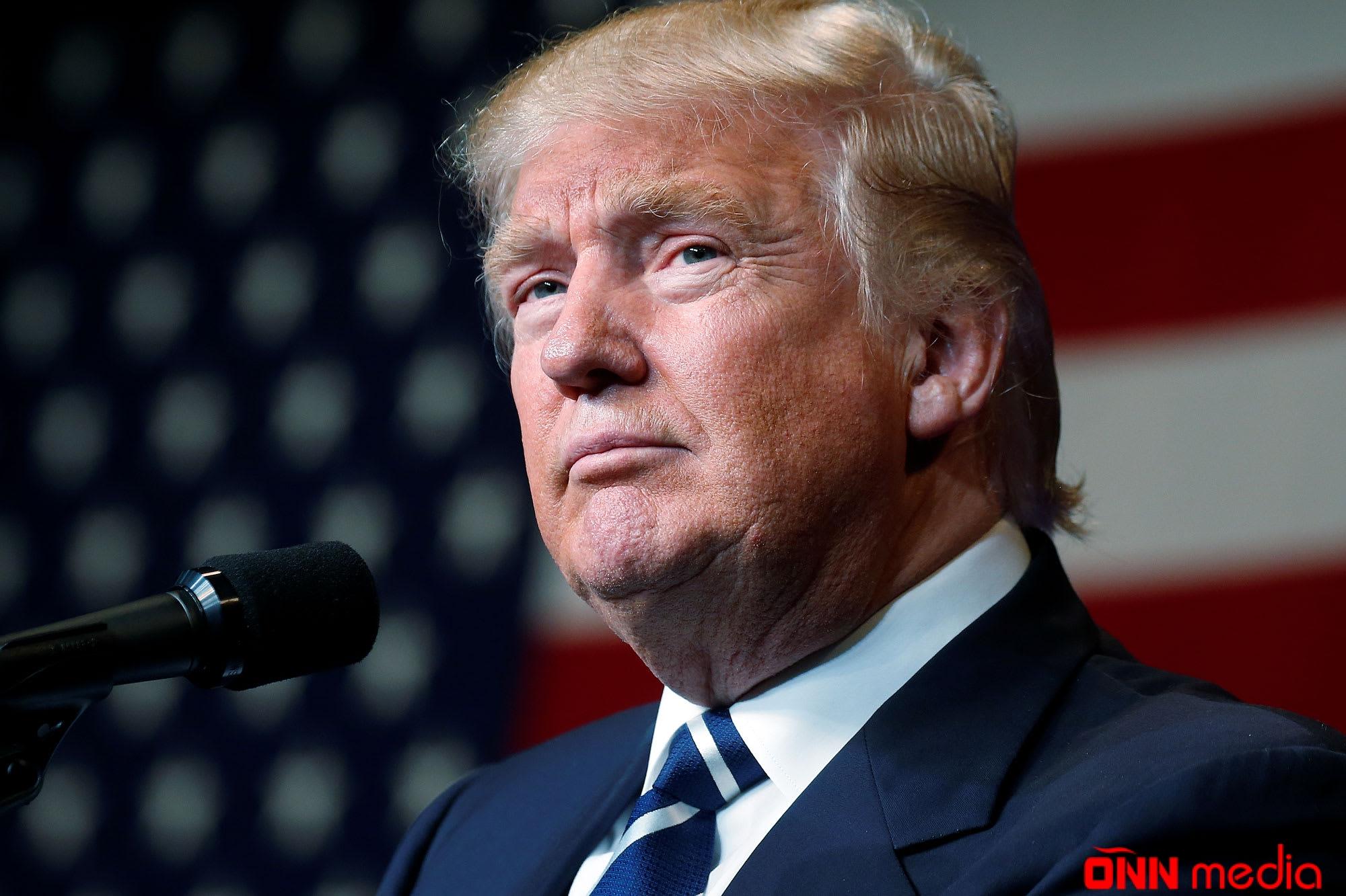 Trampdan ŞOK AÇIQLAMA: Rusiya ABŞ-da onu prezident görmək istəyir