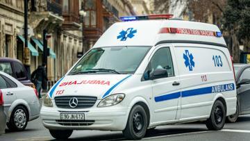 Bakıda 39 yaşlı kişi güllələndi