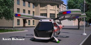 Azərbaycanda ilk: Ambulans dron hazırlanır