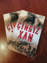 "Yunus Oğuzun ""Çingiz xan"" romanı çapdan çıxdı"