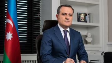 Ceyhun Bayramov Gürcüstana gedir