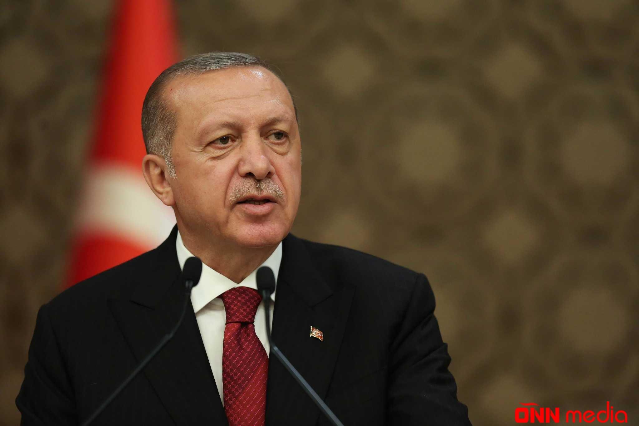 """""""Türkiyə şantaja və təhdidə baş əyməyəcək"""""""
