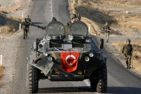 Türkiyə ordusu yeni hərbi əməliyyatlara başladı – SON DƏQİQƏ