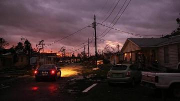 9-cu fırtına sahil zolağını keçdi – Şiddətli yağış gözlənilir