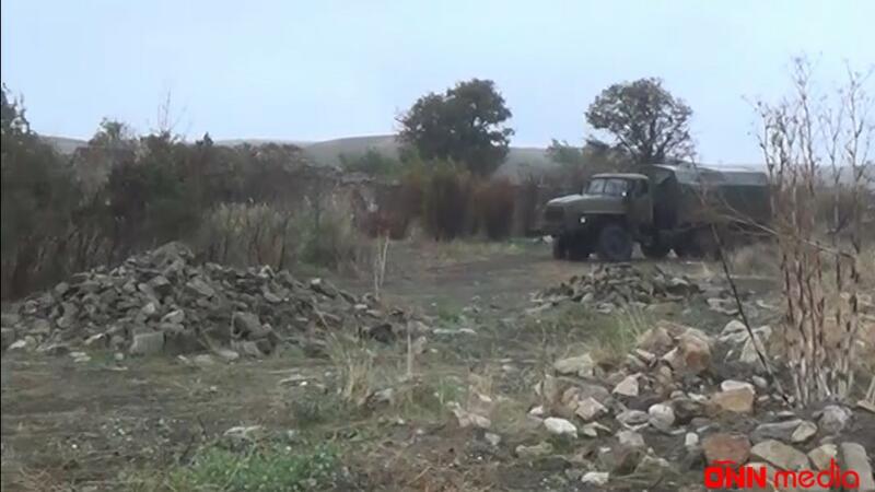 İşğaldan azad edilən Cəbrayıldan görüntülər – VİDEO