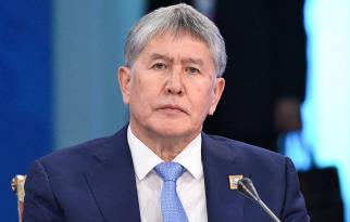 Qırğızıstanın sabiq prezidenti aclıq aksiyasına başladı