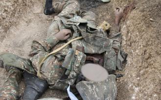 Hərbi komandiri də daxil olmaqla Ermənistanın daha 4 zabiti MƏHV EDİLDİ – SİYAHI