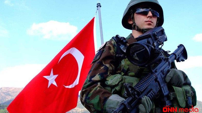 Türk ordusundan UĞURLU ƏMƏLİYYAT: Terrorçular məhv edildi