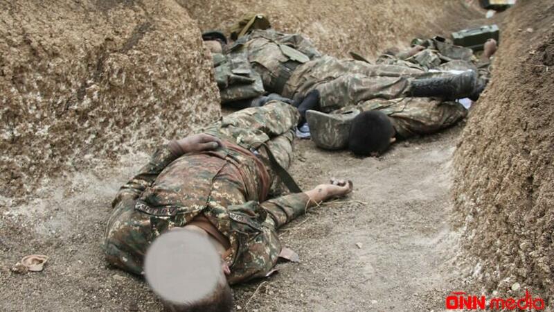 Ermənistanın daha 2 polkovniki məhv edildi