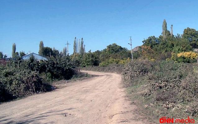 Qubadlının işğaldan azad olunan Padar kəndi – Video