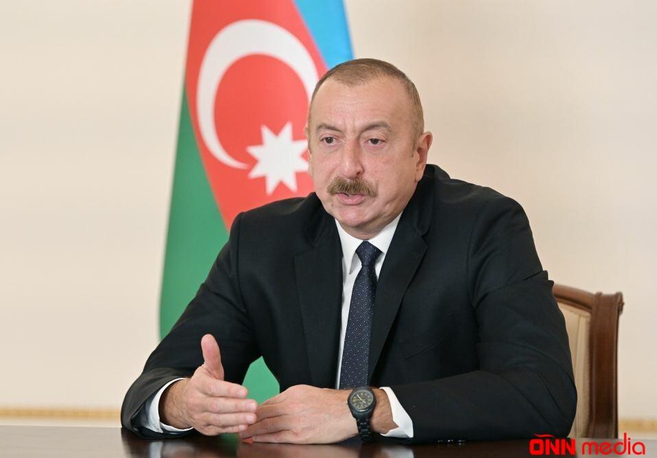 İlham Əliyev: O deməlidir ki, azərbaycanlılar Şuşaya qayıdacaq