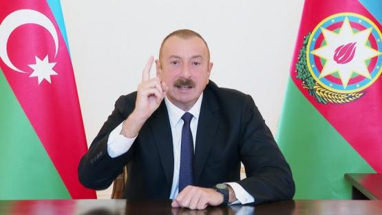 Bu ölkədən Ermənistan ordusuna təchizat göndərilir – Prezidentdən SƏRT AÇIQLAMA