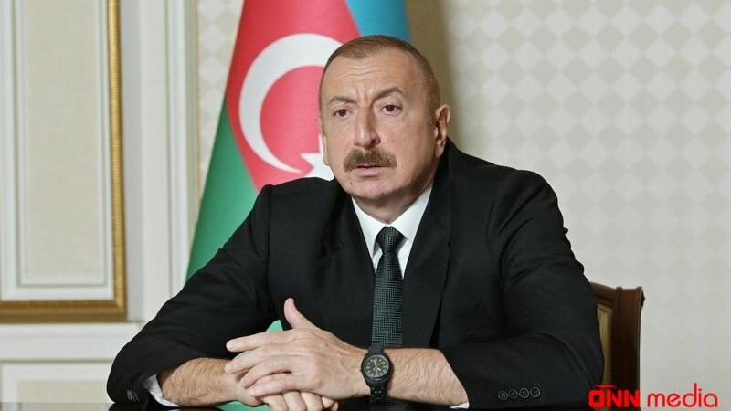 Prezident İlham Əliyev xalqa müraciət edir – CANLI