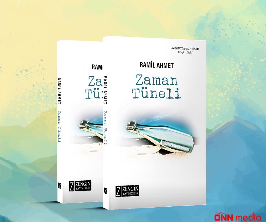 Ramil Əhmədin kitabı Türkiyədə nəşr edildi
