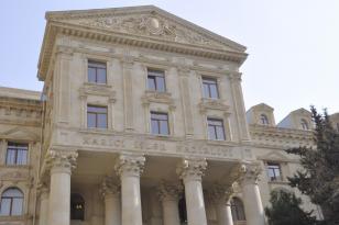 XİN: Ermənistanın xarici işlər naziri xəyal dünyasından reallığa dönməlidir