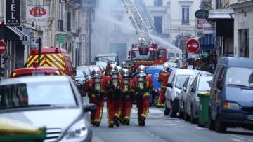 Parisdə yanğın – 360 nəfər…