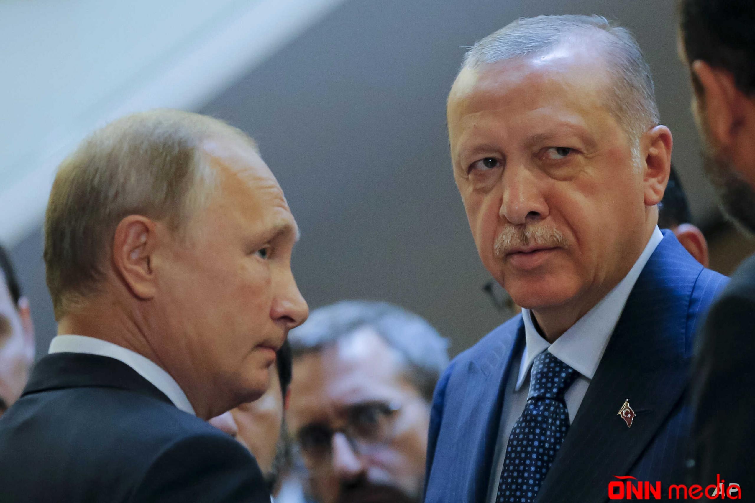 Lavrov Putin-Ərdoğan görüşünün əsas mövzusunu AÇIQLADI