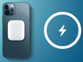 iPhone 12 gələcəkdə tərs şarjı dəstəkləyə bilər