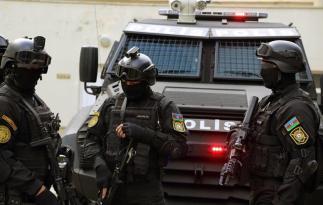 Azərbaycanda polis çayxanaya basqın etdi – 28 nəfər…