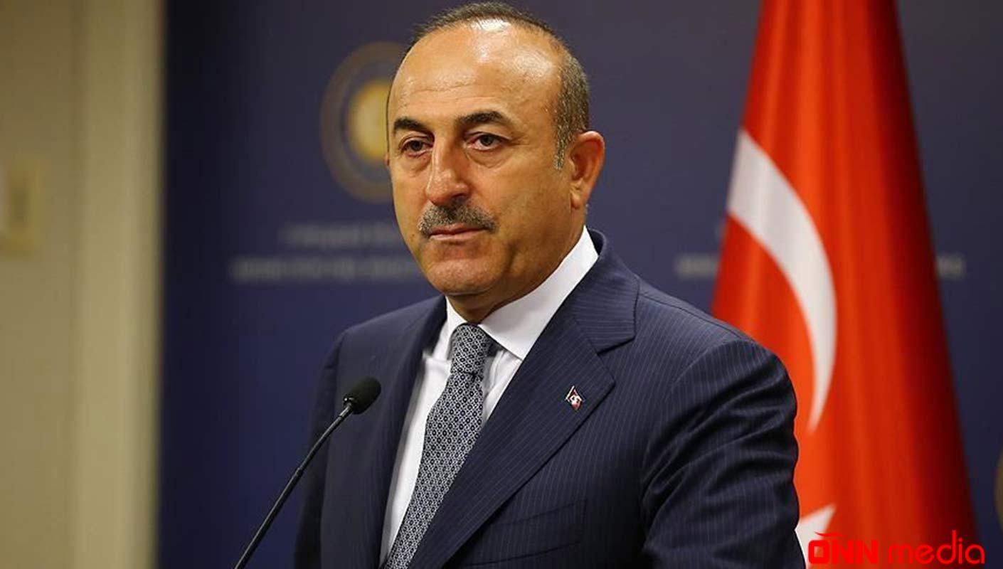 Çavuşoğlu Rusiyanın Türkiyəyə uçuşları dayandırmasından DANIŞDI