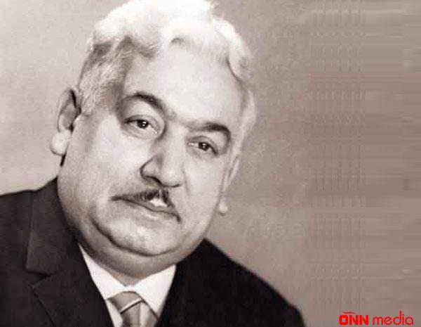 3 noyabr Əliağa Ağayevin vəfat etdiyi gündür