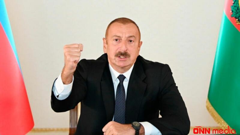 İlham Əliyevin xalqa müraciəti: Sülh sazişi imzalandı – VİDEO