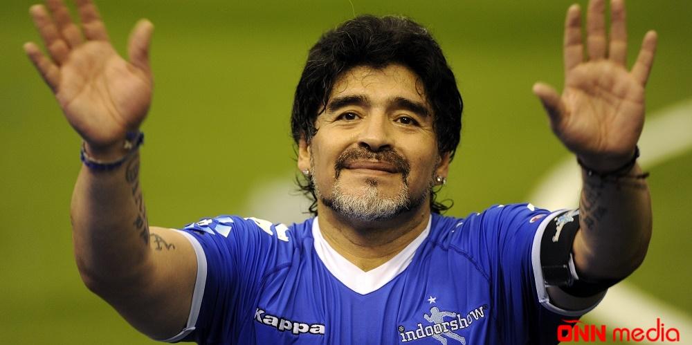 Dieqo Maradona bu gün dəfn edilir