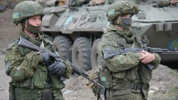 Rusiya Qarabağda səhra hospitalı açdı