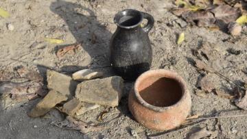Ağdam ərazisində qədim əşyalar aşkarlandı
