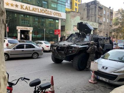Türkiyədə hoteldə əməliyyat: atışmada iki polis… – VİDEO