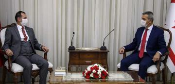 Parlament sədri: Şimali Kipr xalqı hər zaman Azərbaycanın yanındadır!
