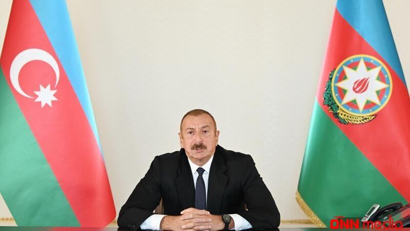 Prezident Bağdad Amreyevi videoformatda qəbul etdi  (YENİLƏNDİ)