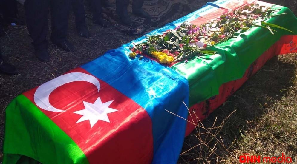 Azərbaycan əsgəri minaya düşərək ŞƏHİD OLDU