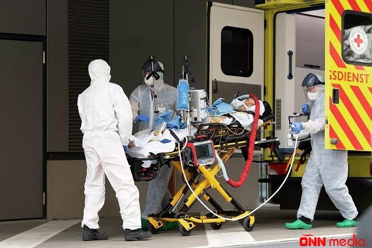 Britaniyada koronavirusdan rekord sayda ölüm