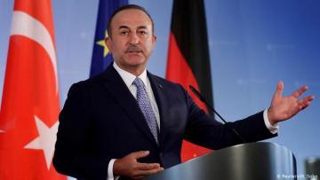 """Çavuşoğlu: """"Səfərlərə sülhməramlılar deyil, Azərbaycan icazə verməlidir"""""""