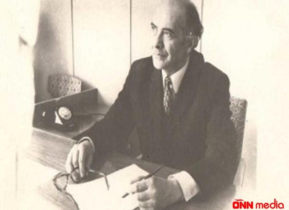 14 yanvar Zahid Xəlilov doğulub