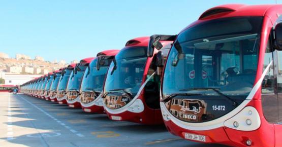 Hərbi Qənimətlər Parkına neçə nömrəli avtobuslar gedir?