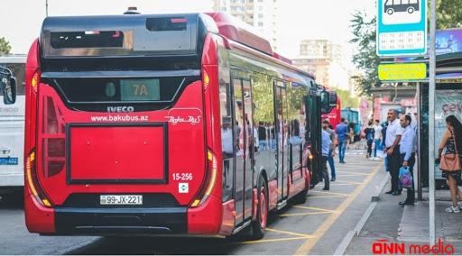 Həftəsonu avtobuslar bu saatadək işləyə bilər – TƏKLİF