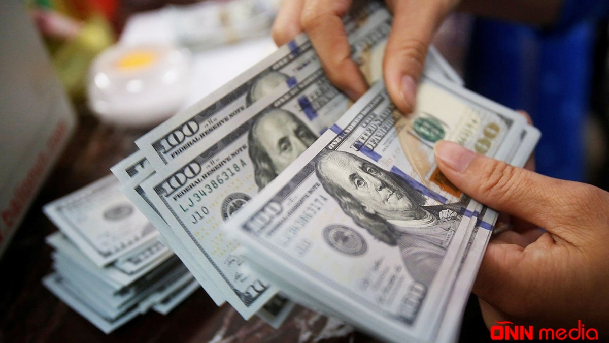 Dolların sabaha olan qiyməti