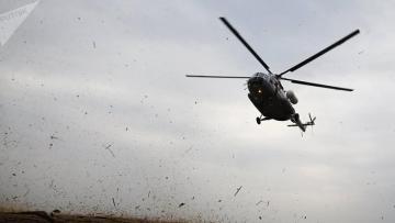 Rusiya helikopteri Ukrayna sərhədini pozdu – NİYƏ VURULMADI?