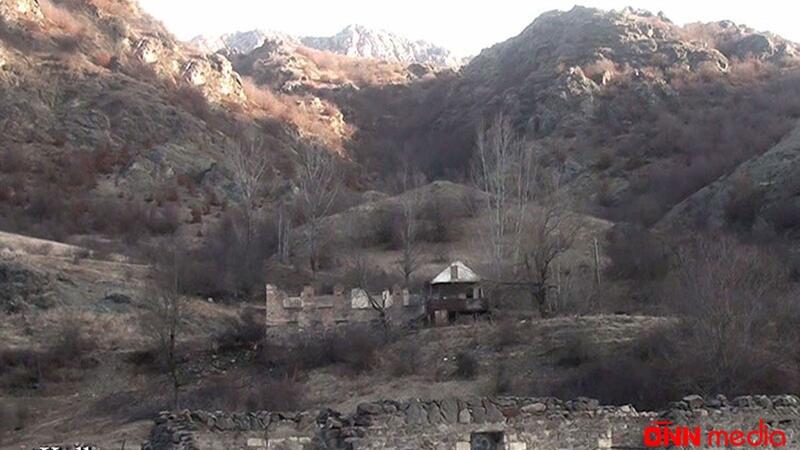 Kəlbəcərin Kəndyeri kəndi – VİDEO