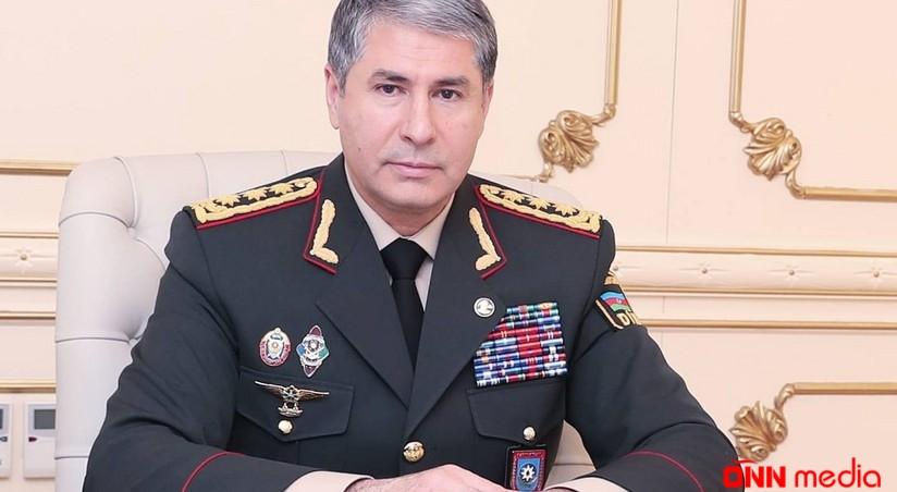 Vilayət Eyvazov polis bölməsinə yeni rəis təyin etdi