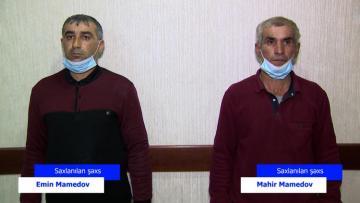 İşğaldan azad edilmiş ərazilərdə ƏMƏLİYYAT – 6 nəfər saxlanıldı – VİDEO
