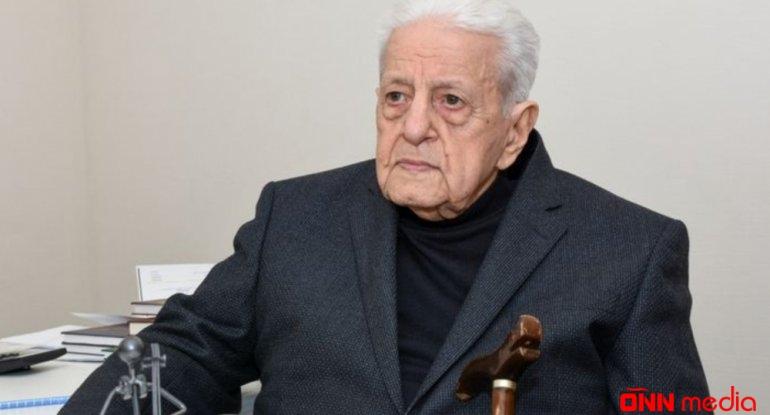 Xalq artisti Əlibaba Məmmədova AĞIR İTKİ