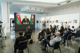 İlham Əliyev mətbuat konfransı keçirdi – VİDEO (YENİLƏNDİ)